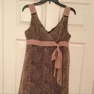 Dby sleeveless summer dress